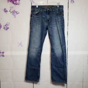 American Eagle Original Bootcut Denim Jeans 34x34